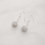 Marella - Freshwater Pearls, Swarovski Crystals with Rhinestone Necklace 3
