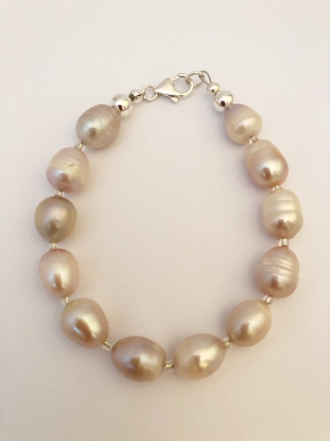 Freshwater Pearl Pink