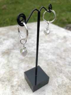 Corla - Cultured Freshwater Pearls w/Sterling Silver Ear Wire 1
