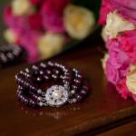 Sarah Glass Pearls Claret 2