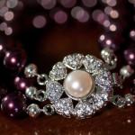 Sarah Glass Pearls Claret 4