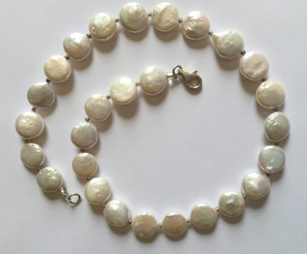 Freshwater Cultured Pearl Necklace - Charlotte