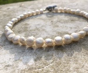 Large freshwater Pearl Necklace