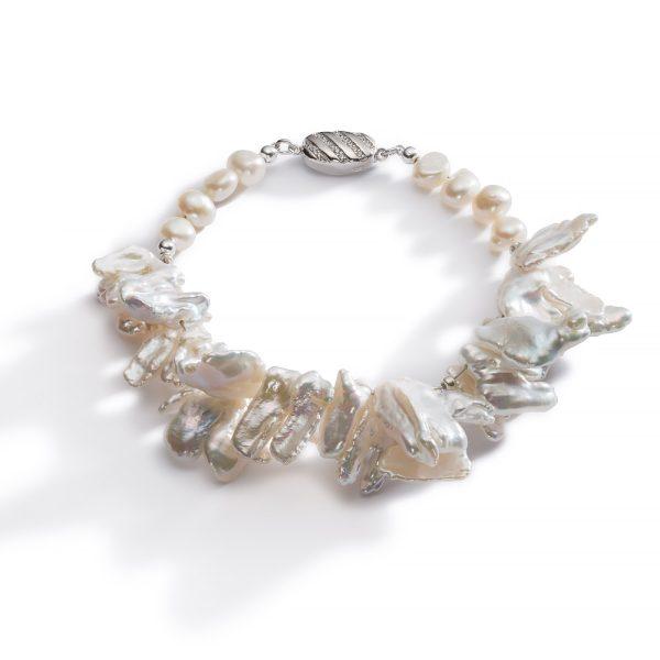 Atlantis - Pearl Bracelet 24