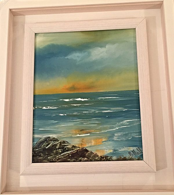 Barley Cove - Original Irish Oil Painting