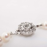 Bela - Freshwater and Swarovski Crystal Necklace 3