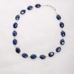 Azura - Lapis Lazuli Freshwater Pearl Earrings 2