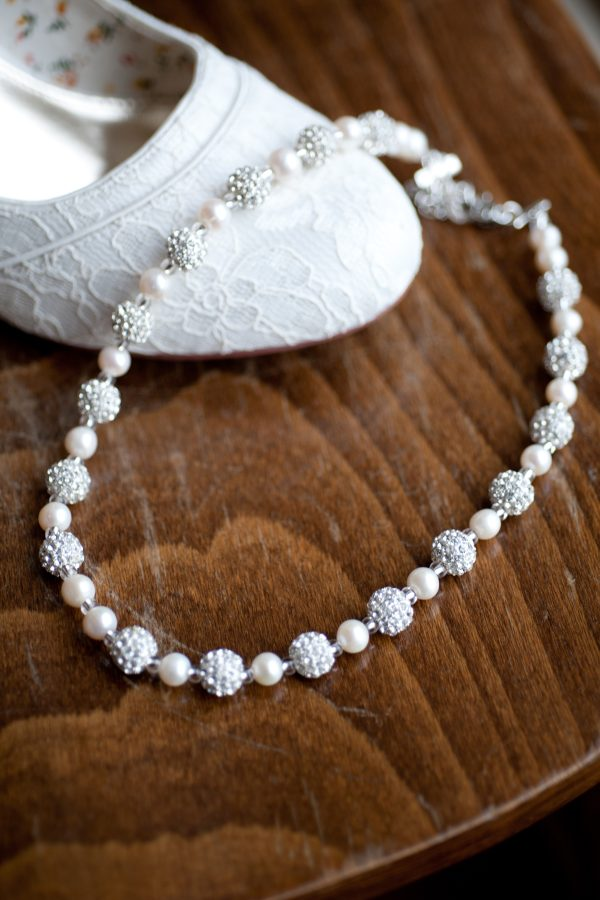 Freshwater pearls - Hand crafted irish jewellery