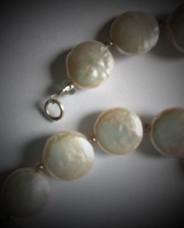 'Charlotte' - Freshwater Cultured Pearl Bracelet 2