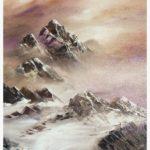 Mountain Way - Original Oil on Canvas