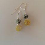 Honey yellow Agate