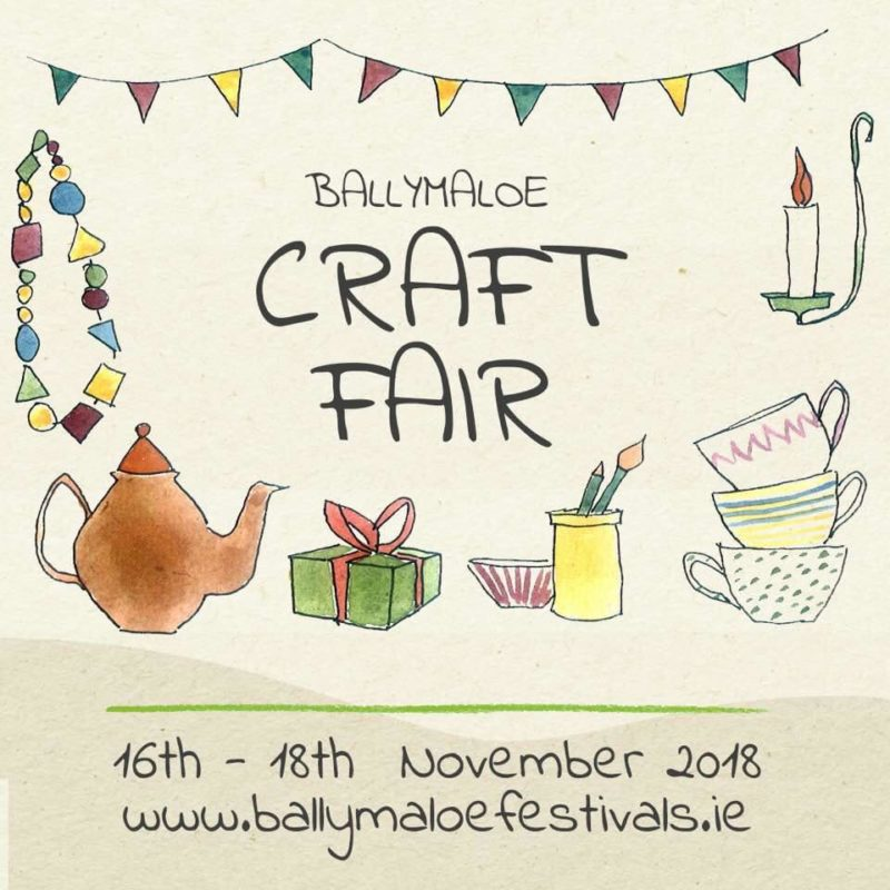 Ballymaloe Craft Fair 2018