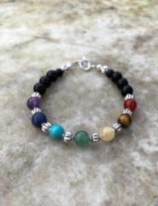 Yoga Chakra Bracelet