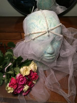 Bridal Headpiece Made to order,